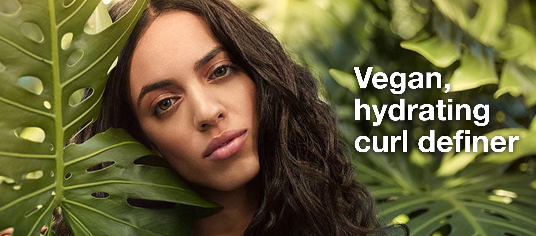 vegan hydrating curl definer